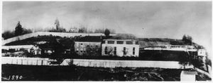 McNeil Island Prison circa 1890